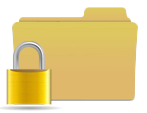 password protected folder